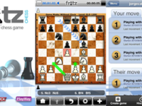 Fritz Chess  Iphone