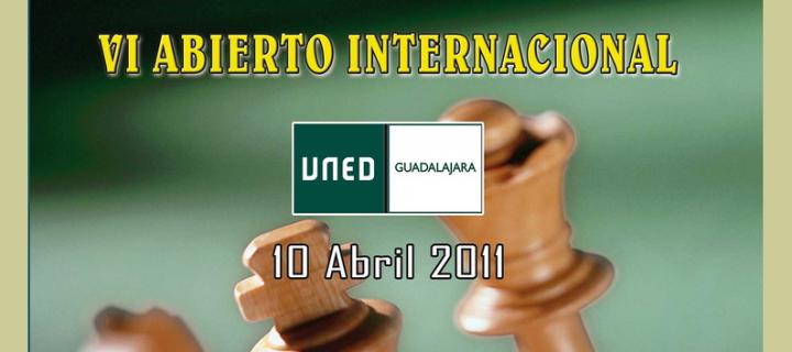 Boris Zlotnik da la campanada en el abierto UNED de Guadalajara