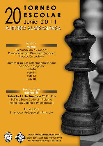 Ajedrez-Massanasa 2011