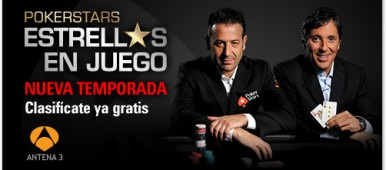 antena 3 poker