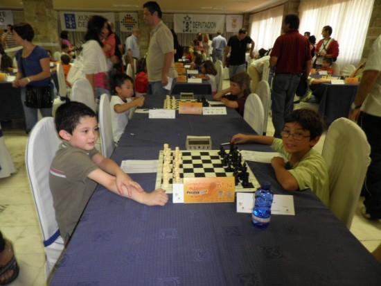 Campeonato de España sub 10-2011