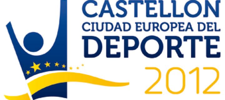Castellón  Ciudad Europea del Deporte en 2012