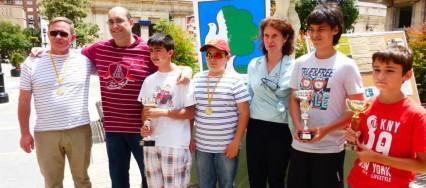 Ludojornada ajedrez 2014