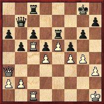 Curso,intermedio,ajedrez,peón retrasado