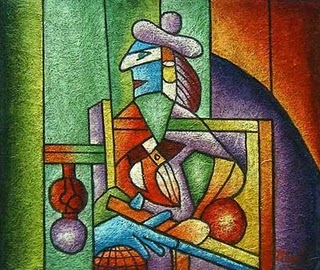 Ajedrez Picasso