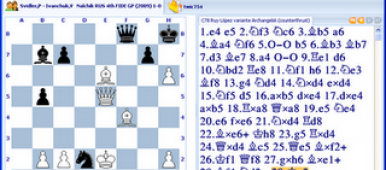 Chess Tool PGN