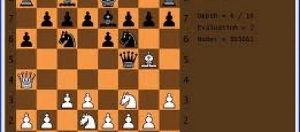 Motor de ajedrez Simplex