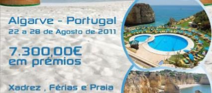 1 º Open Internacional de Ajedrez Hotel Tivoli Carvoeiro
