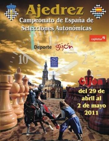 Campeonato de España de Ajedrez Selecciones Autonómicas
