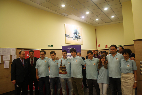 Aragón-Campeones-CEASA-2011