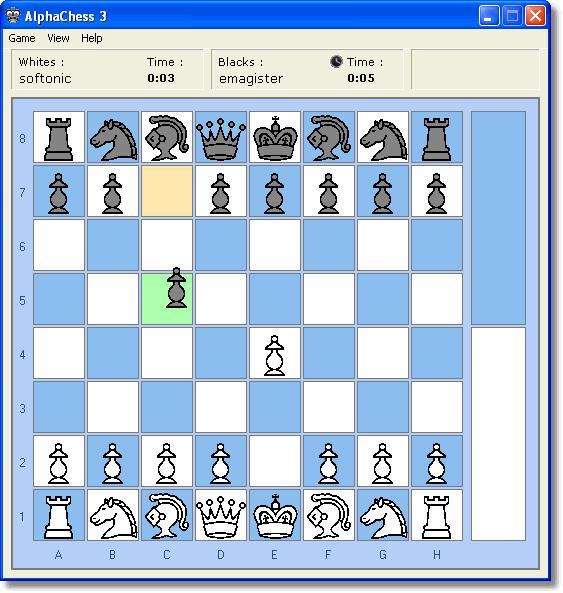 Alpha Chess